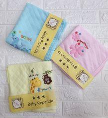 khăn quấn bé ( có thể làm mềm đắp )