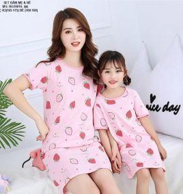 Đầm ngủ mẹ và bé