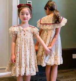 Đầm tiểu thư bé gái