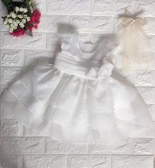 Đầm xòe công chúa cho bé gái (size trung)