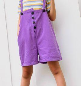 Yếm quần kaki size đại bé gái