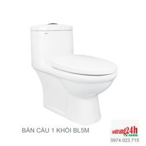 BÀN CẦU VIGLACERA 1 KHỐI BL5M
