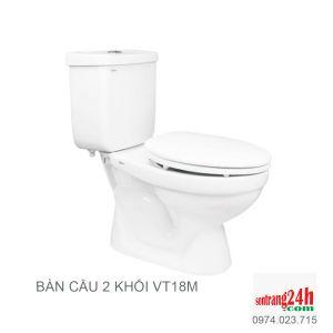 BÀN CẦU 2 KHỐI VT18M