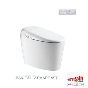 BÀN CẦU VIGLACERA V-SMART V97