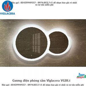 Gương điện phòng tắm Viglacera VGDL1