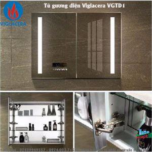 Tủ gương điện Viglacera VGTD1