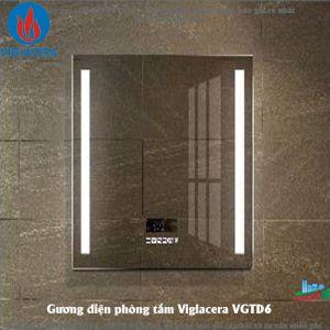 Gương điện phòng tắm Viglacera VGTD6