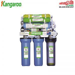 Máy lọc nước Kangaroo KG104A - 7 lõi không vỏ tủ