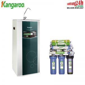 Máy lọc nước Kangaroo KG104A - 7 lõi có vỏ tủ