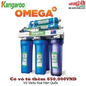 Máy lọc nước Kangaroo 8 cấp lọc OMEGA - KG01G4-KV