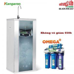 Máy lọc nước Kangaroo 8 cấp độ lọc OMEGA+ KG01G4 có tủ