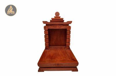Ban thờ Thần Tài gỗ hương