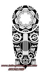 hinh xam maori