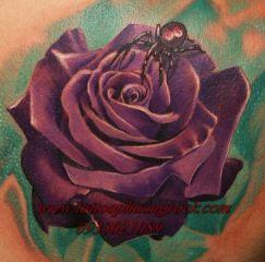 hình xăm hoa hồng(1)