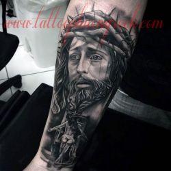 hinh xam chua jesus 11