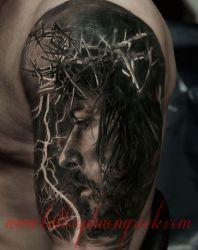 hinh xam chua jesus 2