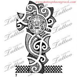 Hinh xam Maori 9