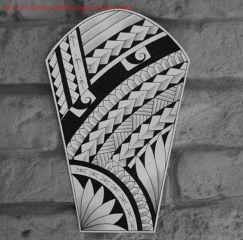 Hinh xam Maori 7