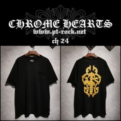 ao thun chromehearts 24