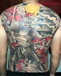 hinh xam samurai 2