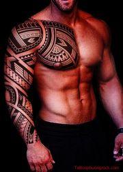 Hinh xam maori 6
