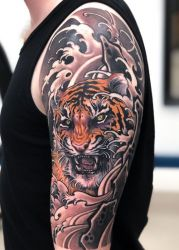 tiger tattoo 4