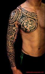 Hinh xam maori 5