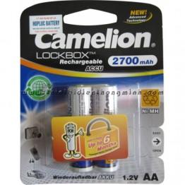 Pin Sạc Camelion AA 1.2V 2700 mAh
