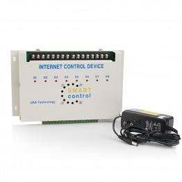 Trung tâm điều khiển thiết bị từ xa qua internet Smart Control