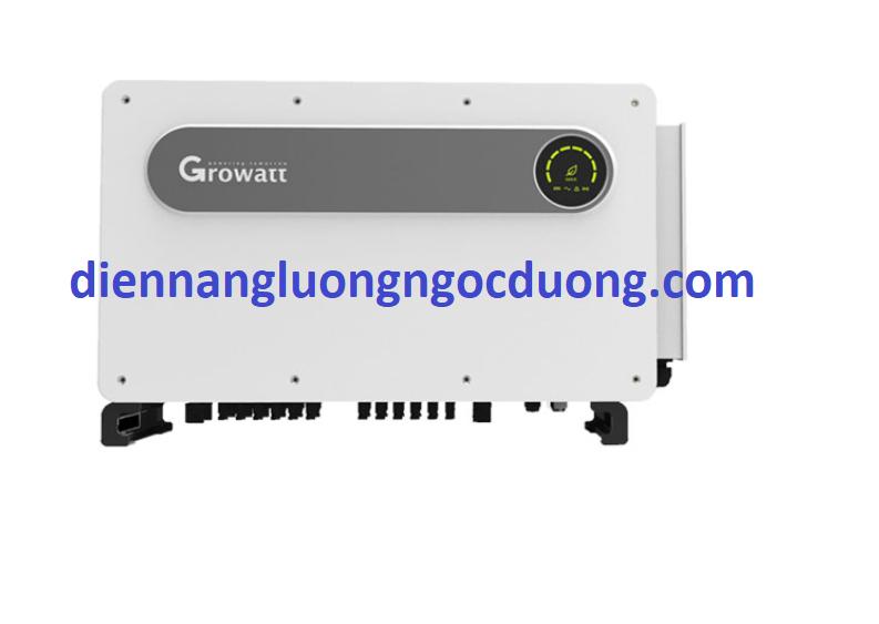 Inverter hòa lưới 250KW  Growatt MAX 250KTL3 HV