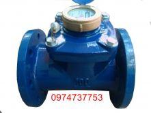 Đồng hồ nước UNIK lắp bích DN50 - DN 300