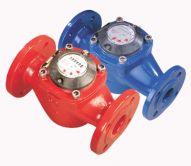 Đồng hồ nước nóng UNIK DN 50 - DN 200, Kết nối mặt bích