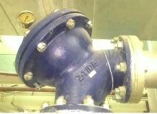 Van búa nước hiệu Z- TIDE DN 100