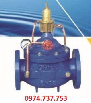 Van an toàn mặt bích điều khiển thủy lực Flanges - Malaysia