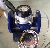 Đồng hồ lưu lượng nước có dây xung Sisma DN50, DN80, DN100, DN125, DN150, DN200
