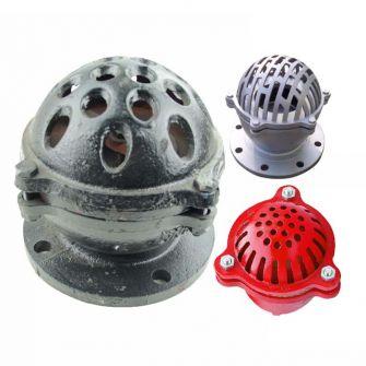 Rọ bơm (van hút, foot valve) Inox PN10/PN16/10K/16K/20K/ANSI size 150A DN150