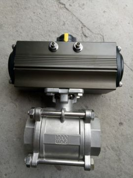 Van bi điều khiển khí nén kosaplus DN50 - 50A