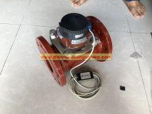 Đồng hồ nước nóng Sensus gắn dây xung