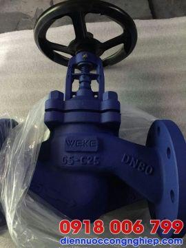 Van cầu WEKE (Globe valve)