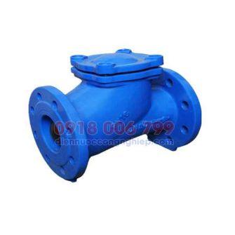 Van Một Chiều Thép (Check valve) Mặt Bích DIN