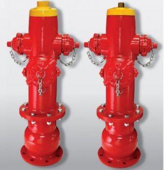 Trụ chữa cháy 4 họng Sri HYD056-CL-150-YW