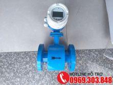Đồng hồ đo nước điện tử ( Đồng hồ nước điên tử mặt LCD )