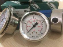 Đồng hồ áp suất STAUFF mặt dầu