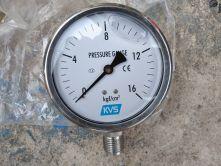 Đồng hồ áp suất KVS