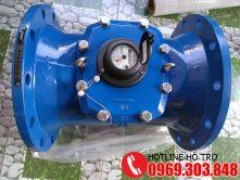 Đồng hồ đo lưu lượng nước hiệu Zenner DN50, DN80, DN100, DN150, D200, DN250, DN300