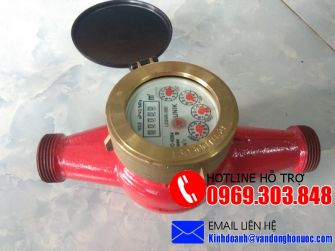 Đồng hồ nước nóng Unik chính hãng giá rẻ