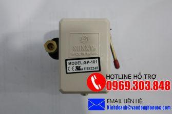 Công tắc áp suất Sunny SP101 Made in Taiwan