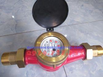 Đồng hồ đo lưu lượng nước nóng Unik DN40