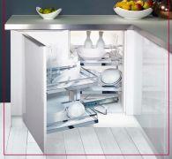 Tầm quan trọng của phụ kiện tủ bếp trong nhà bếp