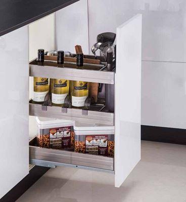 Tại sao nên lựa chọn mua phụ kiện tủ bếp inox